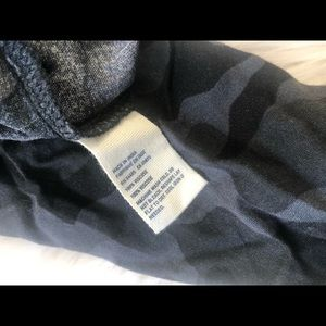 American Eagle Outfitters Jackets & Coats - American Eagle black and grey camo jacket